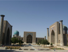 In Samarqand